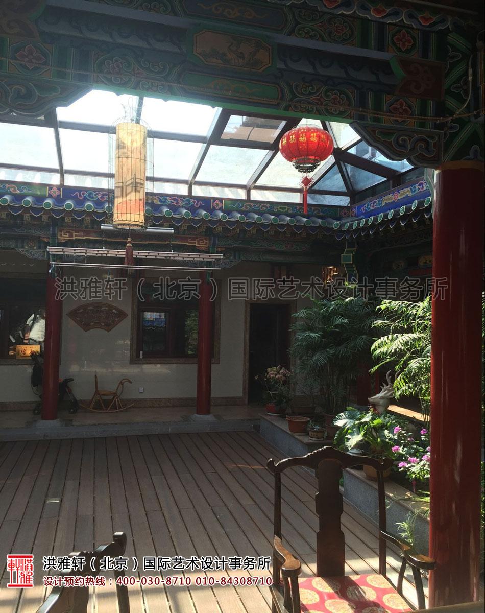 中式古典庭院