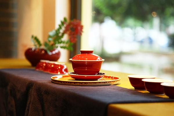道法自然,崇静尚俭  中式设计茶室的茶道之美