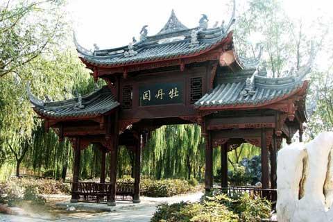 汉族文化特色建筑之牌楼设计欣赏