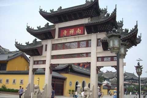 中国独有特色建筑牌楼的结构和分类