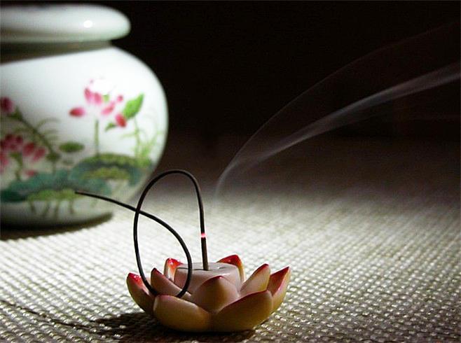 中国佛家香道文化  讲求和敬清寂的深远妙义