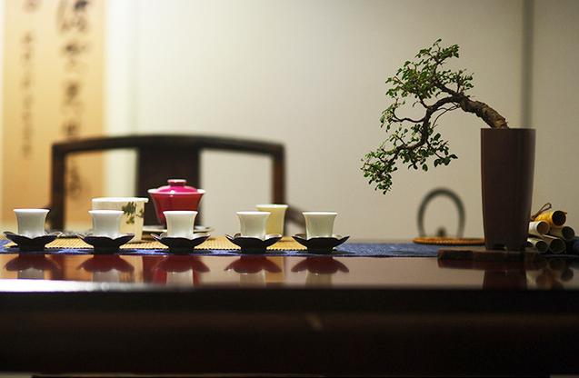 中国茶道文化之禅茶之饮邀明月,心如琉璃共清幽