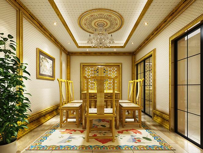 如琢如磨,美成在久——中式空间金丝楠木古典家具