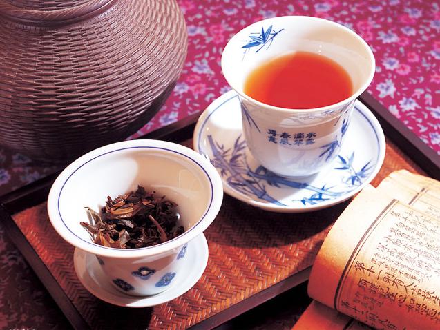 中式茶馆文化之散落在中国文化脉络里的瓷韵茶香