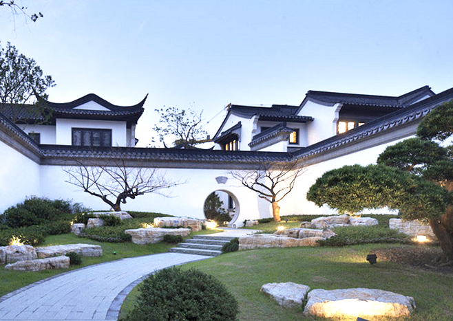 不著一字,尽得风流——江南风格中式庭院布景之美 一