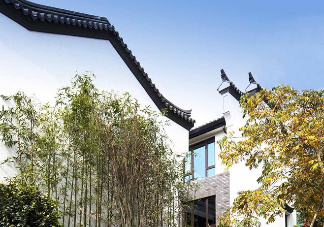 不著一字,尽得风流——江南风格中式庭院布景之美 二