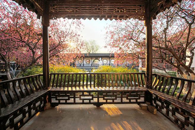 中式传统庭院设计美学——师法自然,天人合一