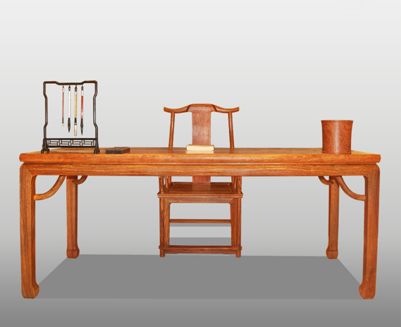 中式空间明式家具简净无华,空灵精妙之风韵