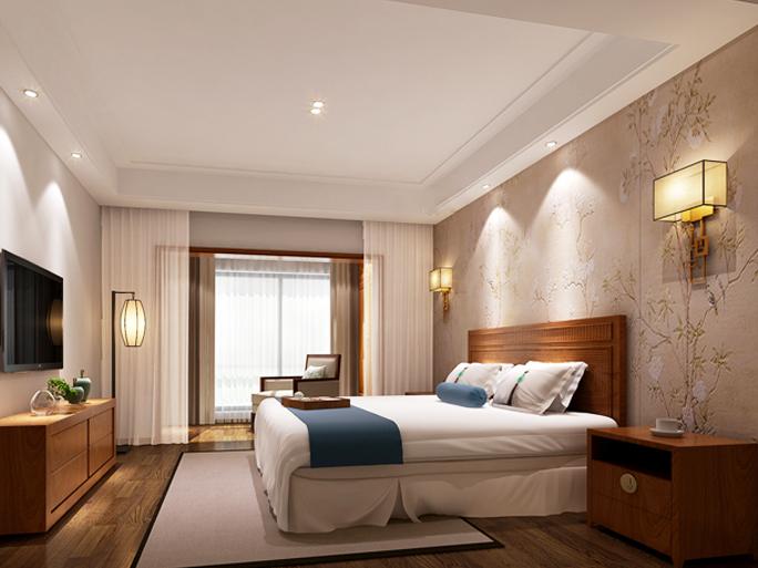 中式传统风格空间装饰——妙肖自然,空灵脱俗