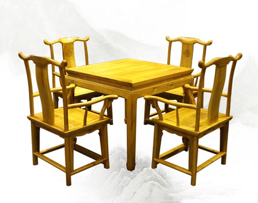 金丝楠木中式古典家具  饱含中国文化内蕴的生活器物