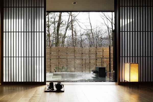 雅静幽深的中式风格会所竹泉庄  与竹同清,与梦同眠