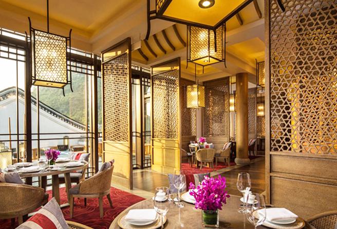 中式酒店设计空间  心境与景物合一的诗意禅境