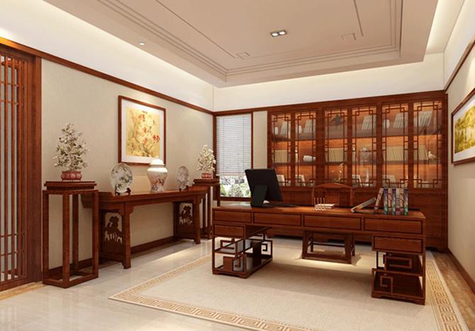 中式会所空间设计——荟萃一室风雅,聚合无尽古韵