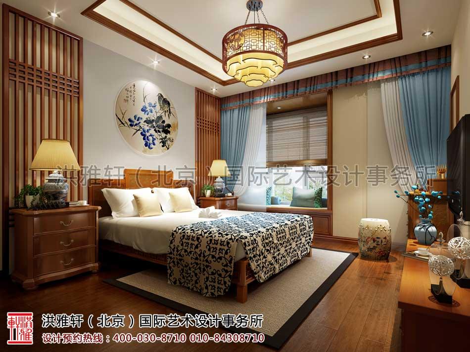 中式卧室空间