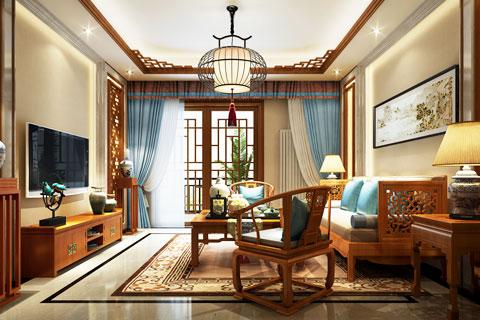 """精品住宅中式设计风格 演绎风华独蕴的""""雅""""生活"""