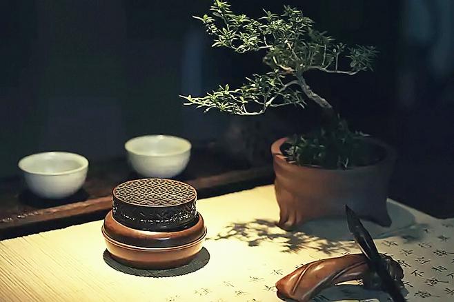 茶里乾坤大,壶中日月长  中式茶道空间的清雅幽境