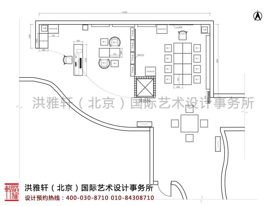 中式茶道会所