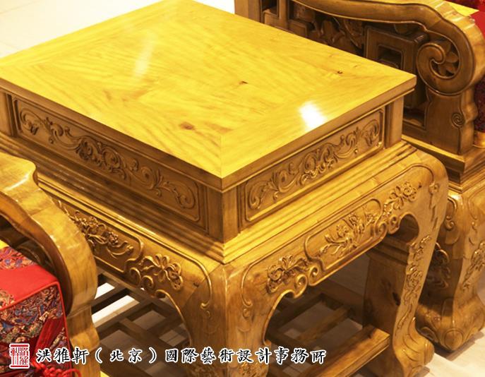 金丝楠木文化