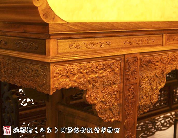 金丝楠木古典家具
