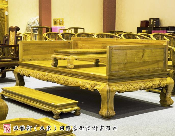 中式家具陈设