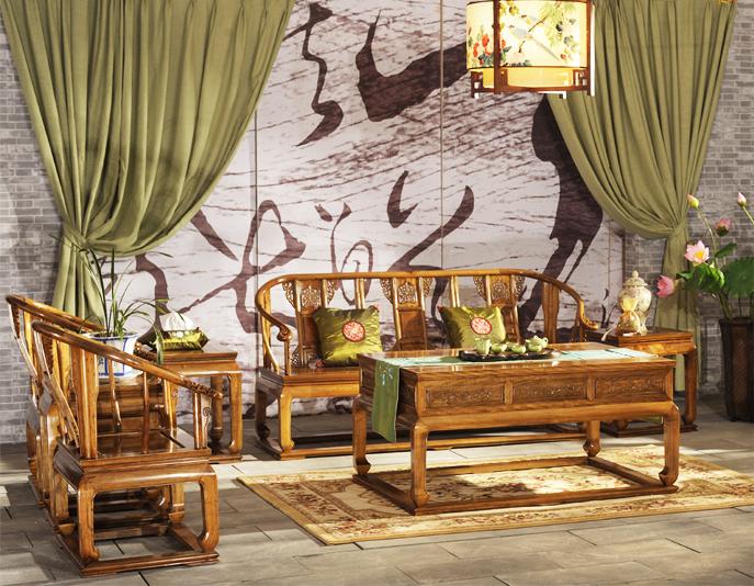 金丝楠木向世人展示中华文化的博大精深和无穷魅力