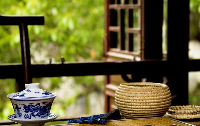 中国茶艺文化——演绎闲适高雅的茶人生活