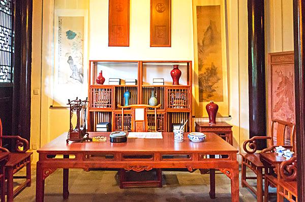 中式空间红木家具之美学——精巧自然,寂静空灵