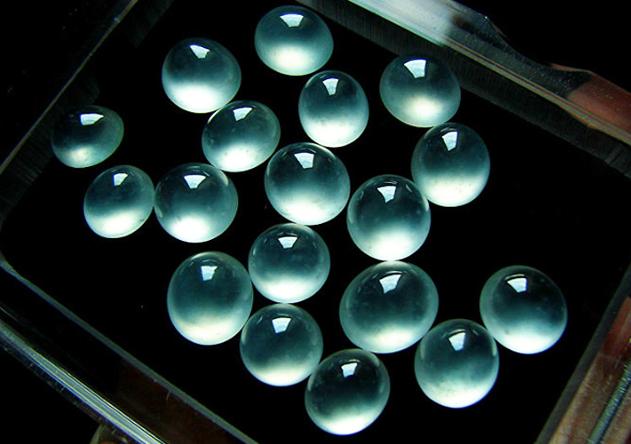 中式空间蓝水翡翠——盈盈一水间,脉脉不得语
