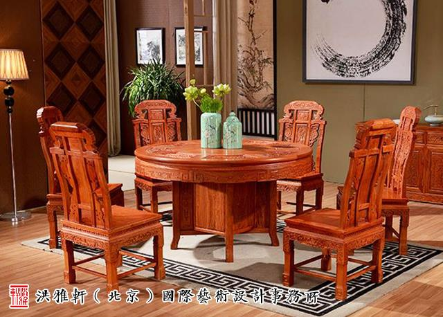 中式空间家具