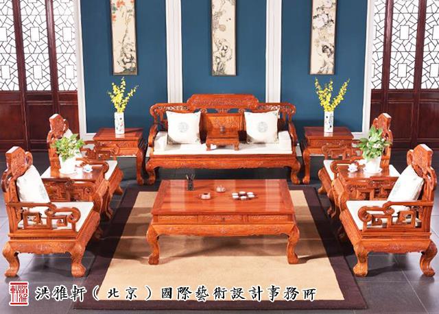 中式室内家具