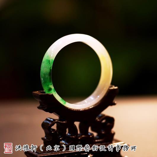 三彩翡翠文化