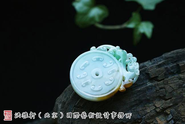 翡翠中式装饰