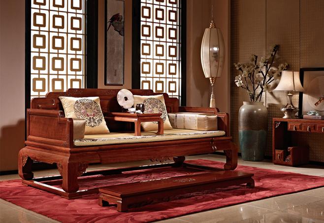 中式风格红木家具——儒雅而厚重,宁静而悠远