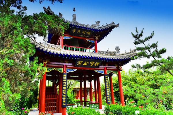中式古典园林古亭之美——朴实端正玲珑飞翘