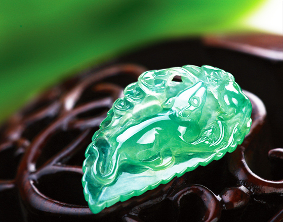 翡翠中式配饰——造化之神秀,玉石之极品