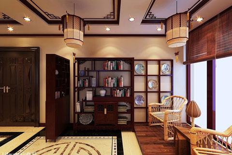 中式装饰审美形式在中式家居设计中的应用