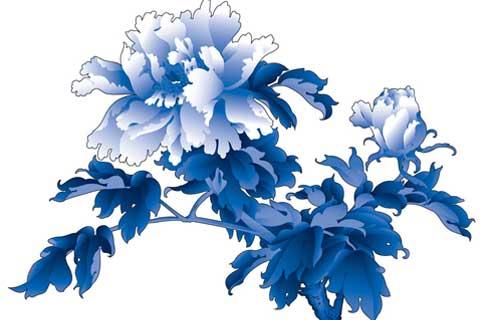 青花传统工艺源流概说与现代陶瓷绘画艺术