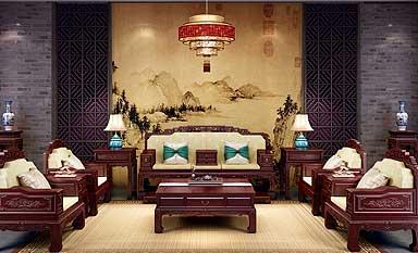 富贵而不俗 红木家具中的装饰文化
