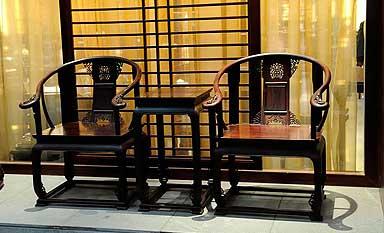 中国中式红木家具设计中的精巧之美与祥瑞之美