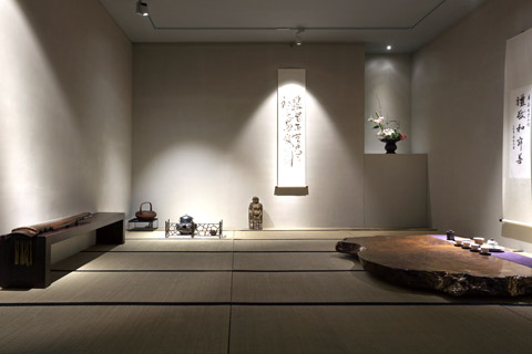 中式设计禅意空间,领悟清新淡泊