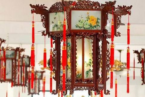 红木宫灯:那个快要被遗忘的传奇灯饰