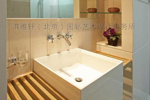 中式装修之卫生间装修有几个小技巧助您装修更加美好