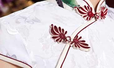 盘扣的演变过程 种类与名称以及丝绸文化与盘扣的关系