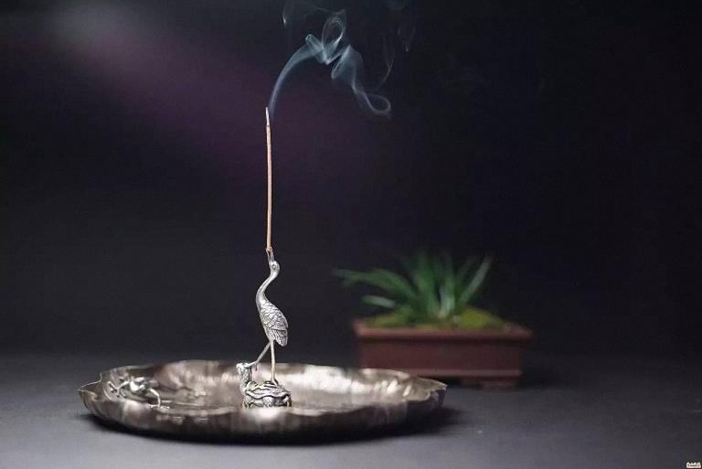 中式文化遗产之香道 | 木有灵气 香飘千年