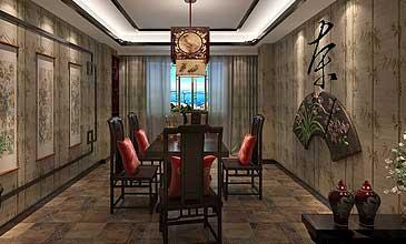 中式茶楼装修风格效果图集合