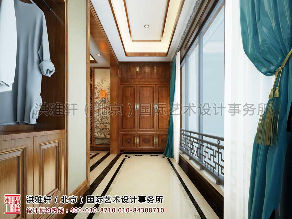 重庆中式家装之过道设计效果图