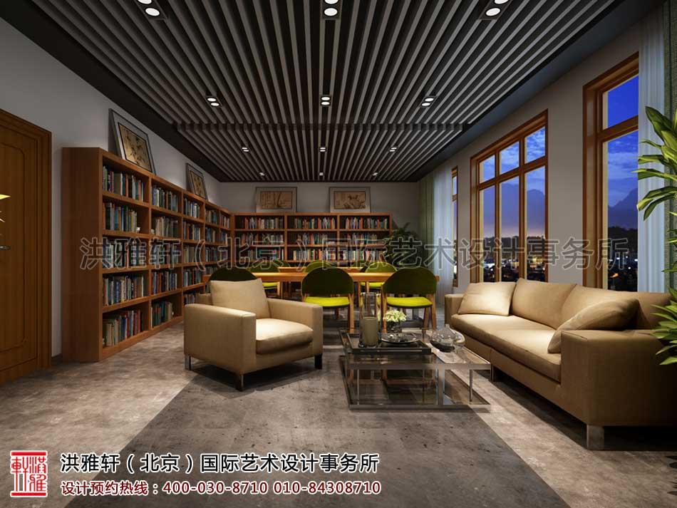 北京蓝犀牛办公空间设计 - 洽淡室