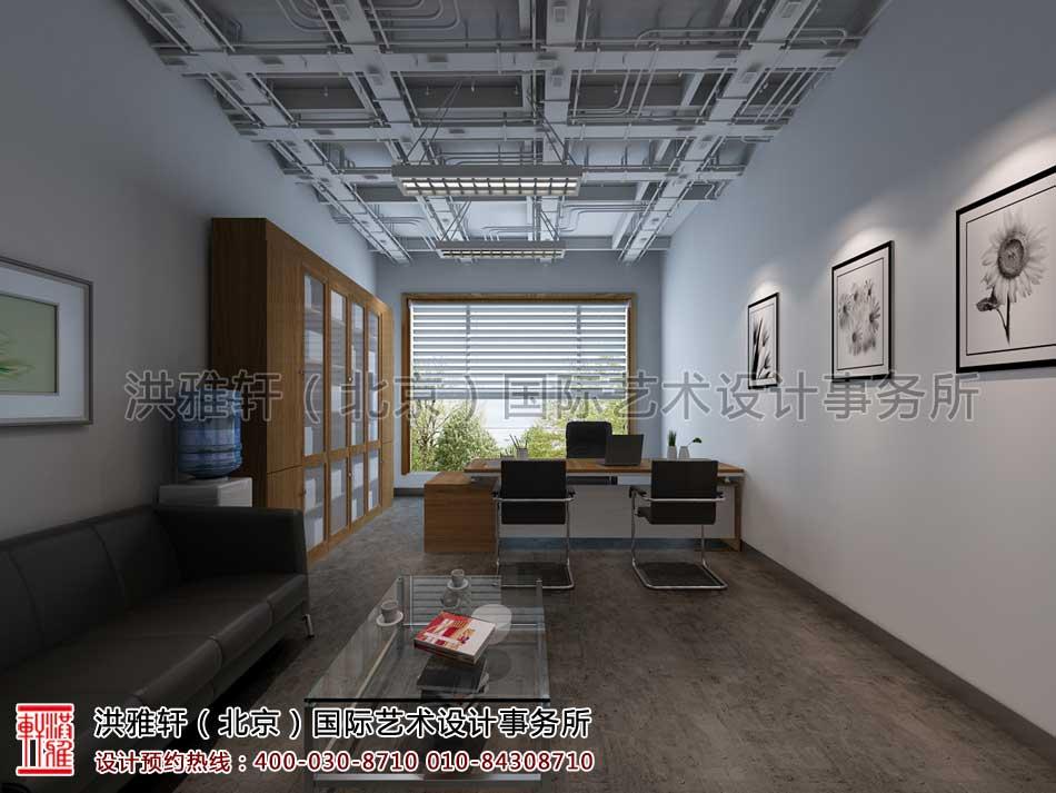 北京蓝犀牛办公空间设计 - 独立办公室