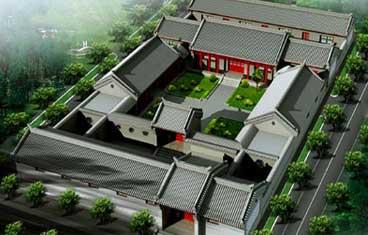 四合院装修设计价格,详解何谓四合院及四合院装修风格与格局