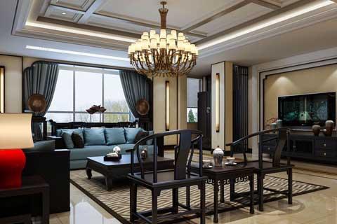 中式风格别墅设计效果图聚合赏析(二)